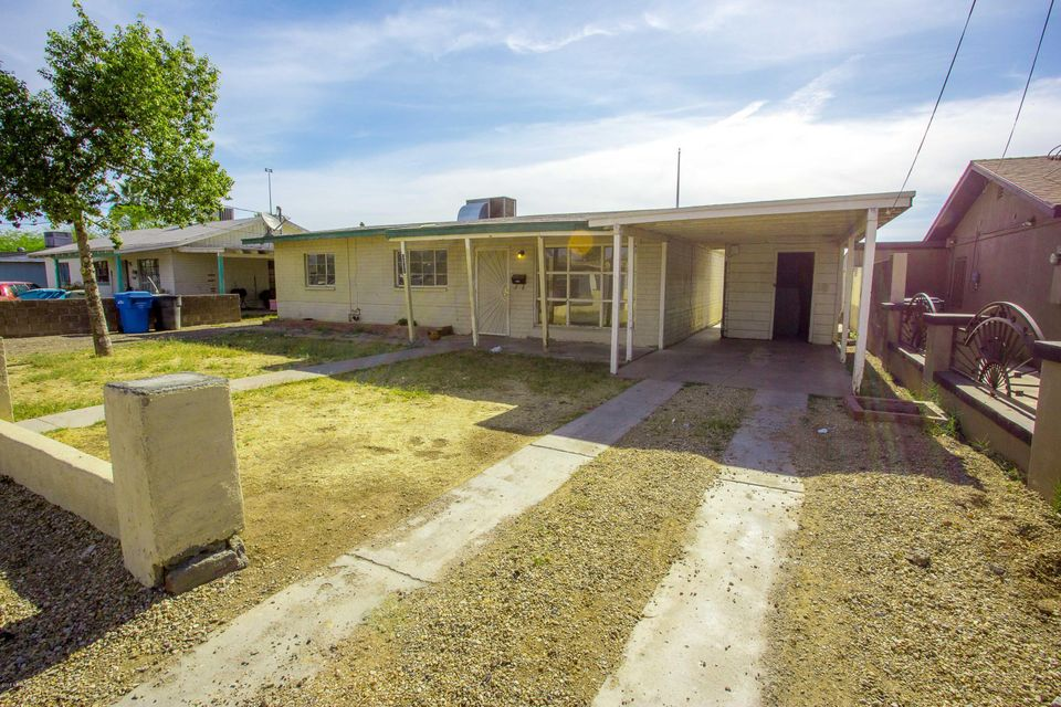 3007 N 25TH Drive Phoenix, AZ 85017 - MLS #: 5762317