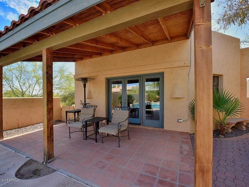 MLS 5763349 9335 E CASITAS DEL RIO Drive, Scottsdale, AZ 85255 Scottsdale AZ Guest House