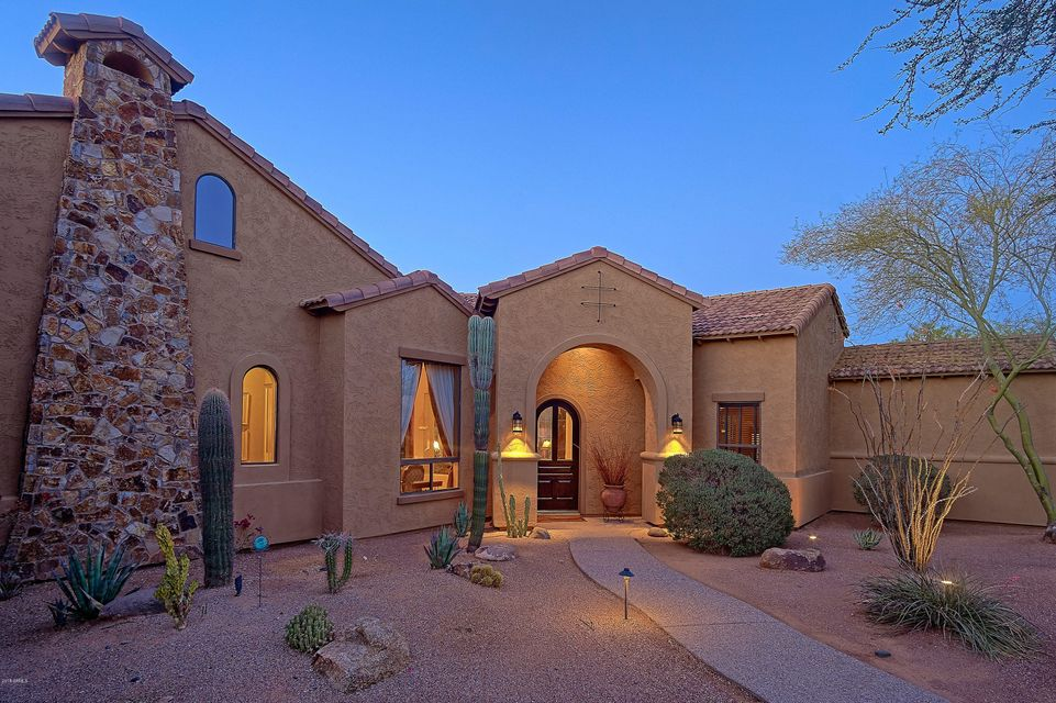 Photo of 3970 E GALVIN Street, Cave Creek, AZ 85331