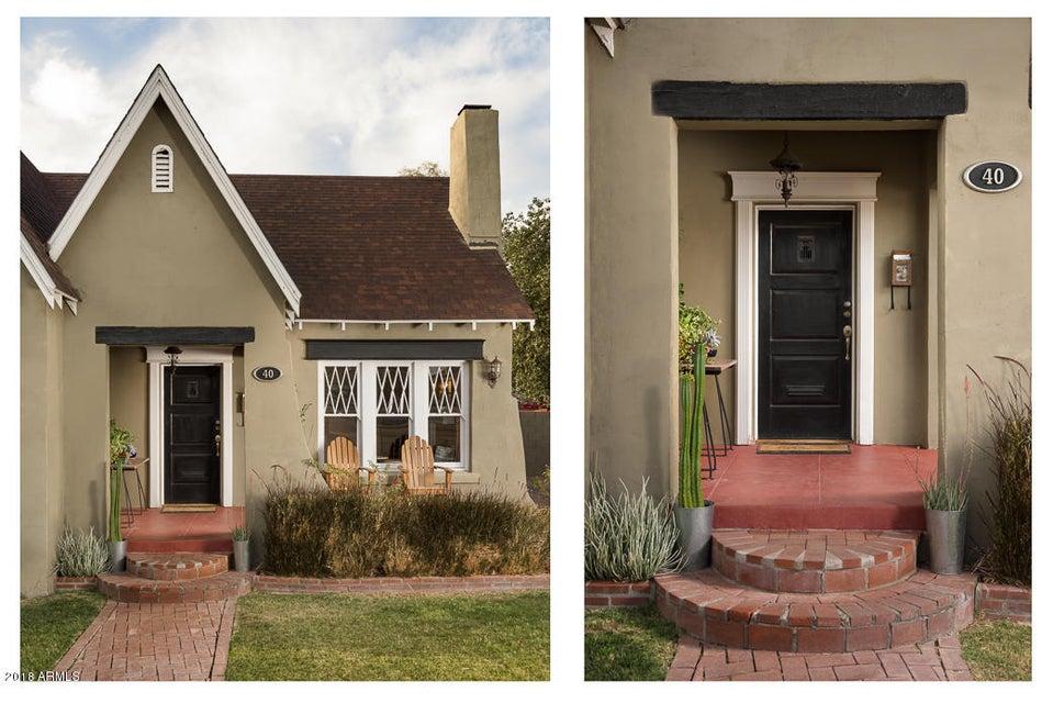 MLS 5765821 40 W CAMBRIDGE Avenue, Phoenix, AZ 85003 Phoenix AZ Willo Historic District