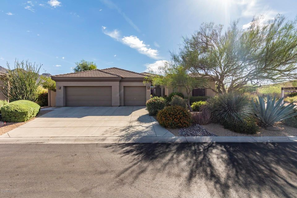 Photo of 6164 E BRILLIANT SKY Drive, Scottsdale, AZ 85266