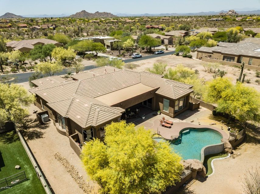 MLS 5764668 8512 E MONTELLO Road, Scottsdale, AZ 85266 Scottsdale AZ Gated