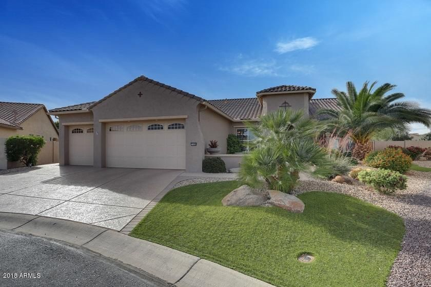 MLS 5765812 16488 W WILSHIRE Drive, Goodyear, AZ 85395 Goodyear AZ Gated
