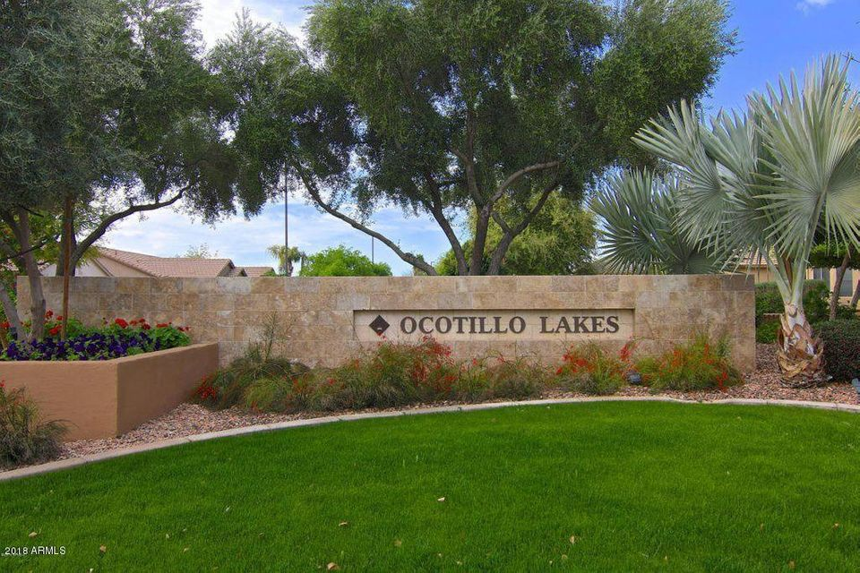 MLS 5767237 1391 W Bartlett Way, Chandler, AZ Ocotillo Lakes