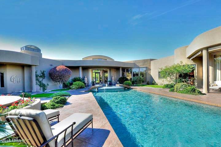 MLS 5758993 6600 E BLUEBIRD Lane, Paradise Valley, AZ 85253 Paradise Valley AZ Four Bedroom