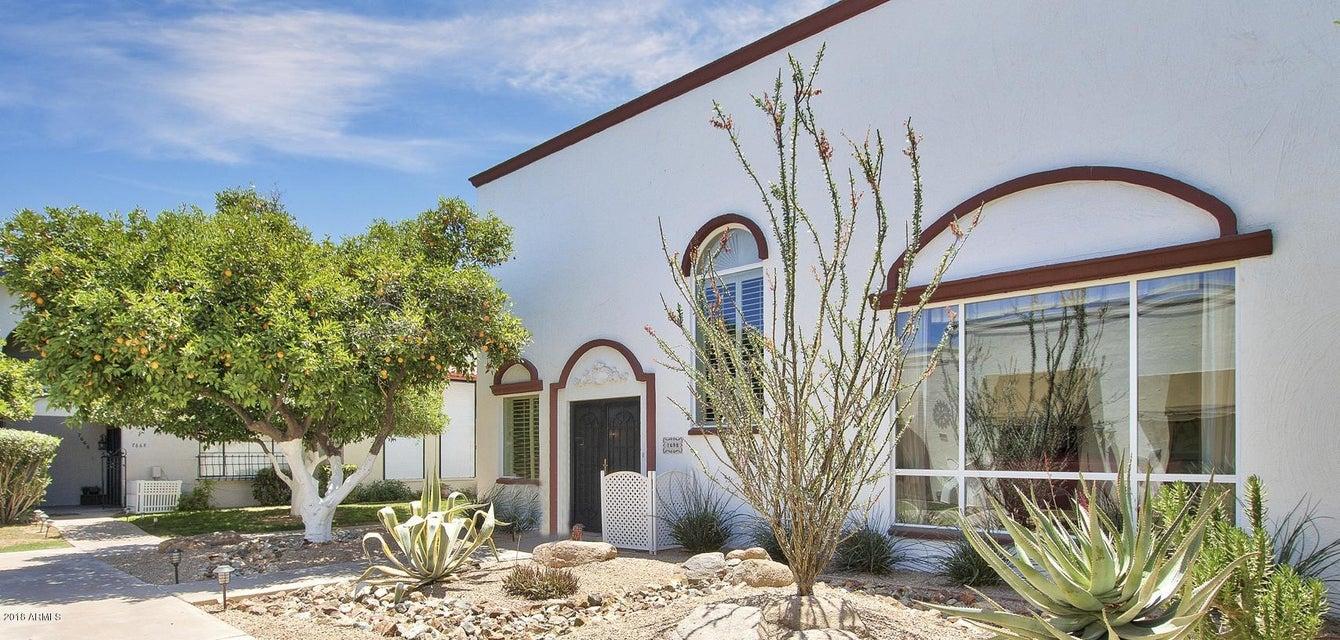 Photo of 7698 E MINNEZONA Avenue, Scottsdale, AZ 85251
