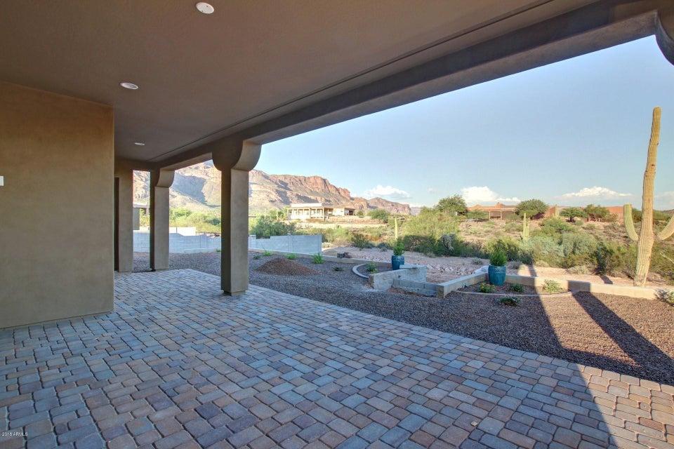 MLS 5580873 4071 S WILLOW SPRINGS Trail, Gold Canyon, AZ 85118 Gold Canyon AZ Newly Built