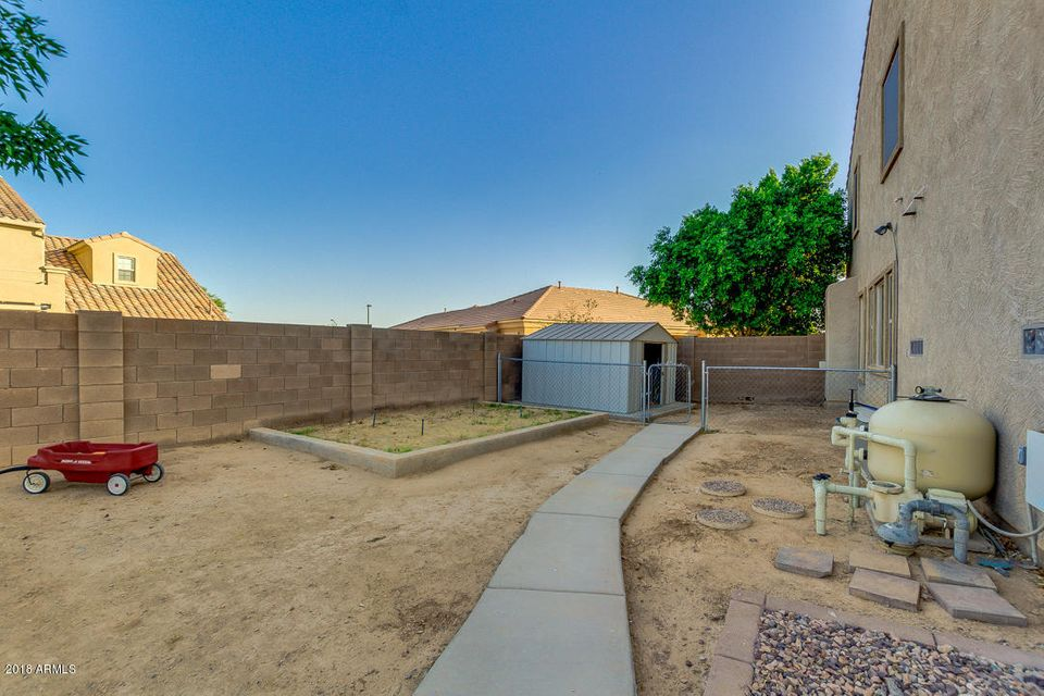 MLS 5768444 275 S 167TH Lane, Goodyear, AZ 85338 Goodyear AZ Canyon Trails