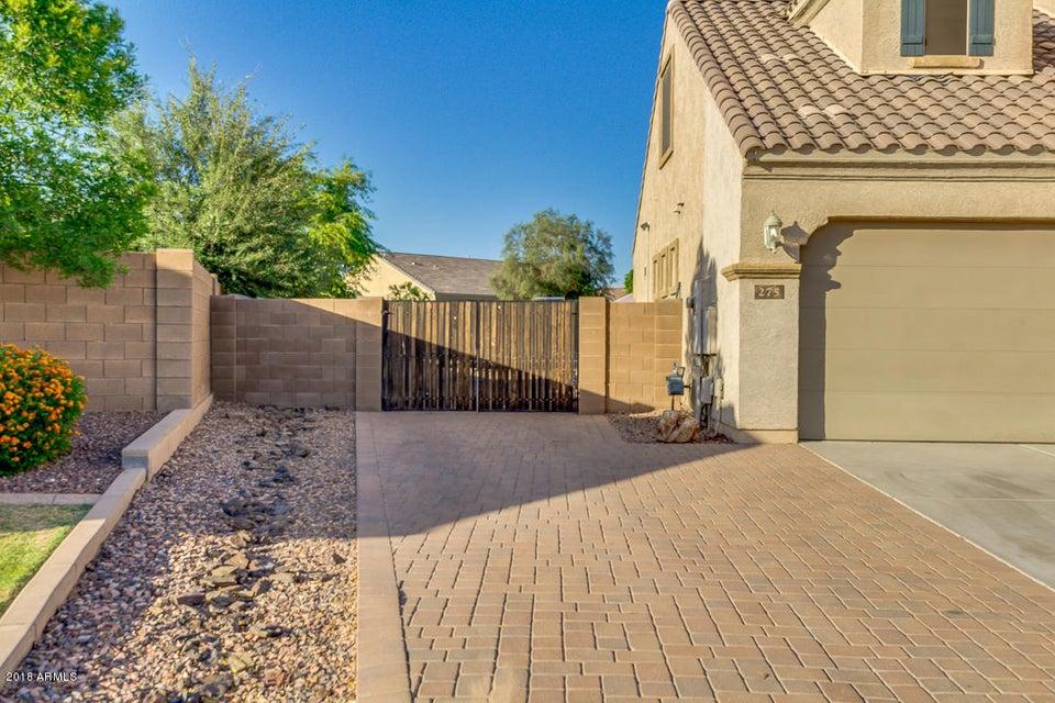 MLS 5768444 275 S 167TH Lane, Goodyear, AZ 85338 Goodyear AZ Canyon Trails