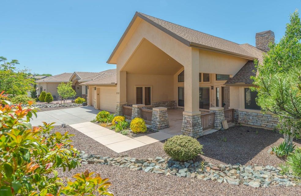 MLS 5769702 810 WESTIN Pass, Prescott, AZ Prescott AZ Golf