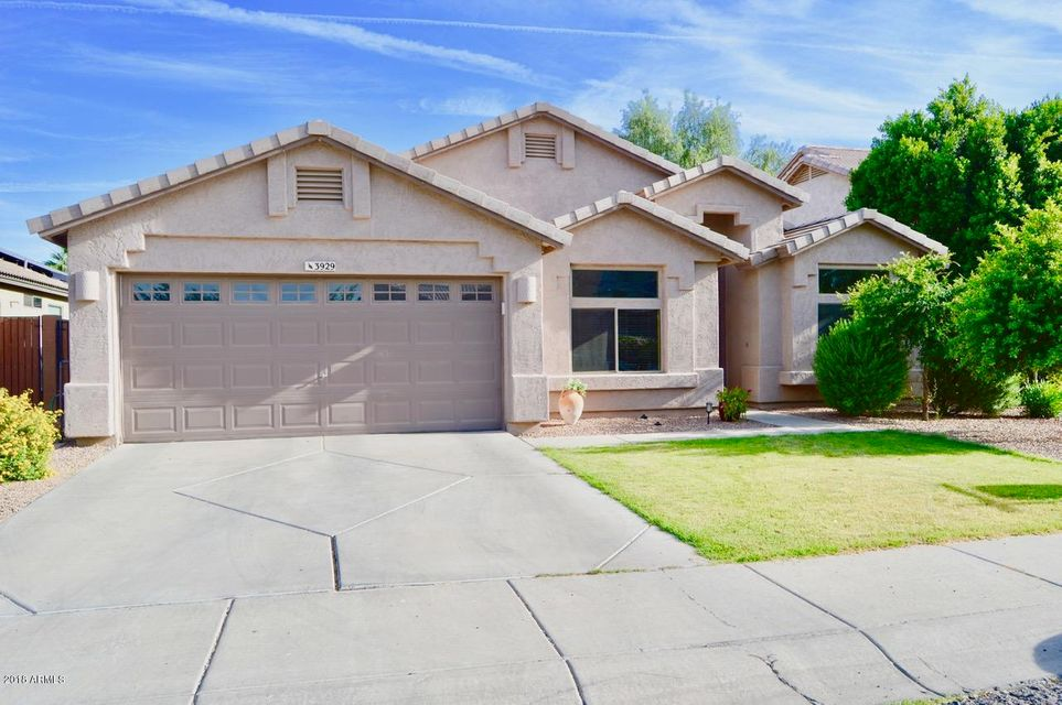 Photo of 3929 W ESCUDA Drive, Glendale, AZ 85308