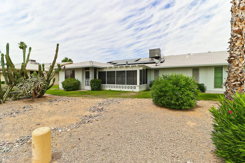 MLS 5769052 12815 W COPPERSTONE Drive, Sun City West, AZ 85375 Sun City West AZ Condo or Townhome