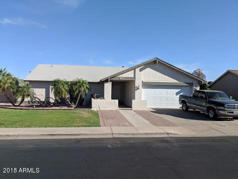 Photo of 861 E HACKAMORE Street, Mesa, AZ 85203