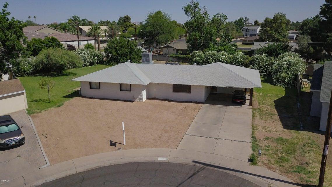 Photo of 2837 E MINNEZONA Avenue, Phoenix, AZ 85016