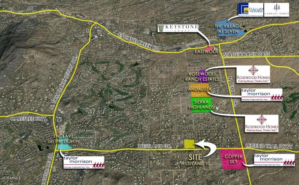 Property for sale at 8xxx E Westland Road, Scottsdale,  Arizona 85266