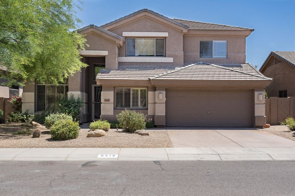 Photo of 6419 E CAROLINA Drive, Scottsdale, AZ 85254