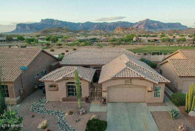 Photo of 7240 E Desert Spoon Lane, Gold Canyon, AZ 85118