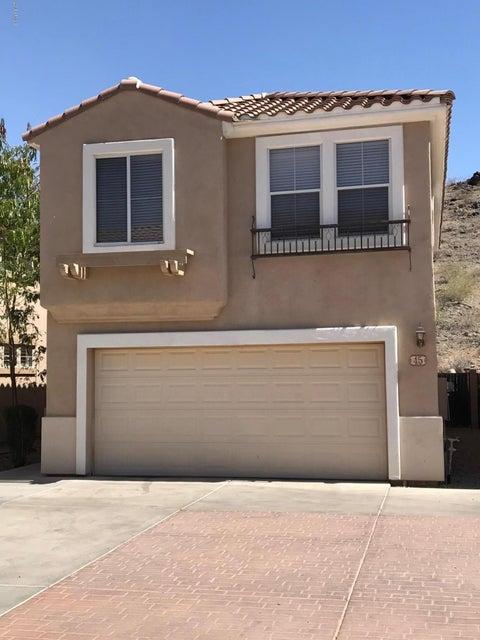 Property for sale at 45 W Mountain Sage Drive, Phoenix,  Arizona 85045