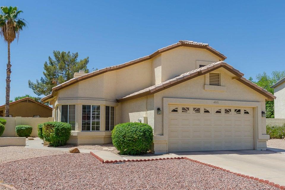 Photo of 4501 E SILVERWOOD Drive, Phoenix, AZ 85048