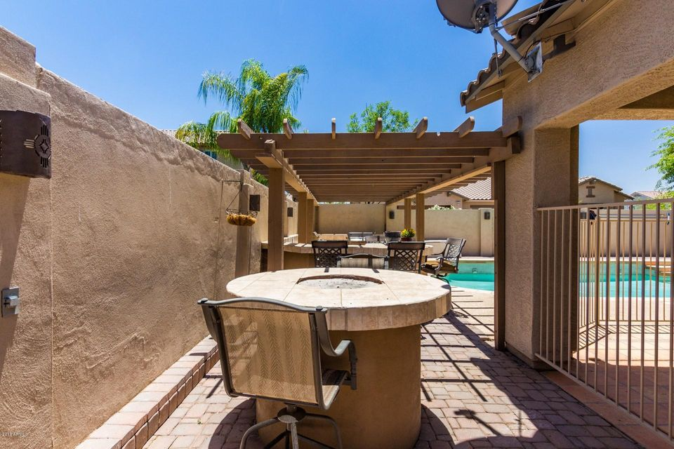 MLS 5771589 3081 E BLUE RIDGE Way, Gilbert, AZ 85298 Gilbert AZ Shamrock Estates