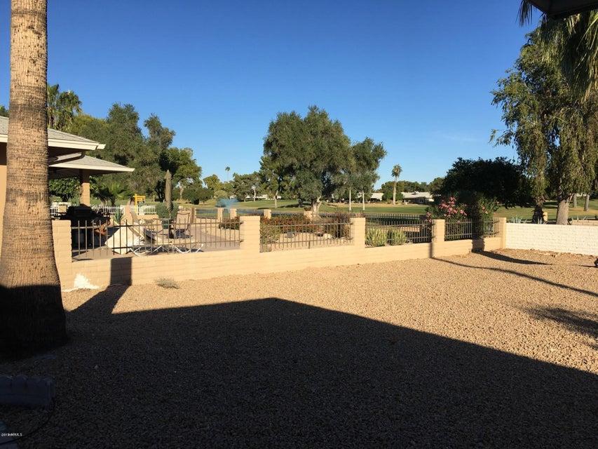 MLS 5771756 18603 N 132ND Avenue, Sun City West, AZ Sun City West AZ Golf Golf Course Lot