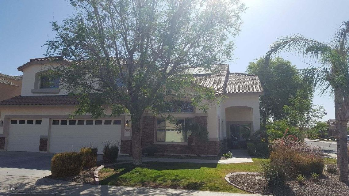 Photo of 6313 S GOLD LEAF Place, Chandler, AZ 85249