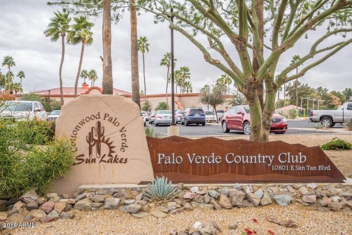MLS 5776816 26201 S RIBBONWOOD Drive, Sun Lakes, AZ 85248 Sun Lakes AZ Palo Verde
