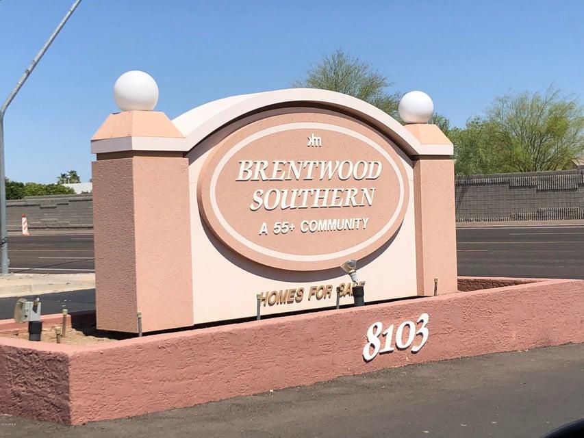 MLS 5772453 8103 E Southern Avenue Unit 177, Mesa, AZ 85209 Mesa AZ Affordable