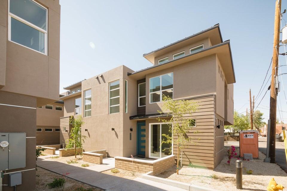 MLS 5772612 1214 W 5th Street Unit 1005, Tempe, AZ 85281 Tempe AZ Newly Built