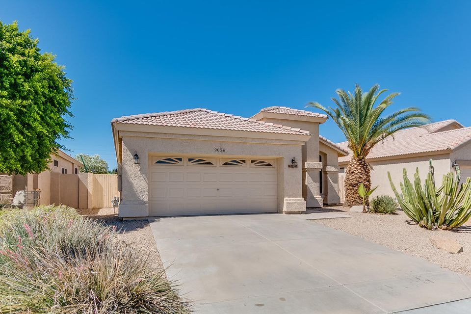 Photo of 9026 W ESCUDA Drive, Peoria, AZ 85382