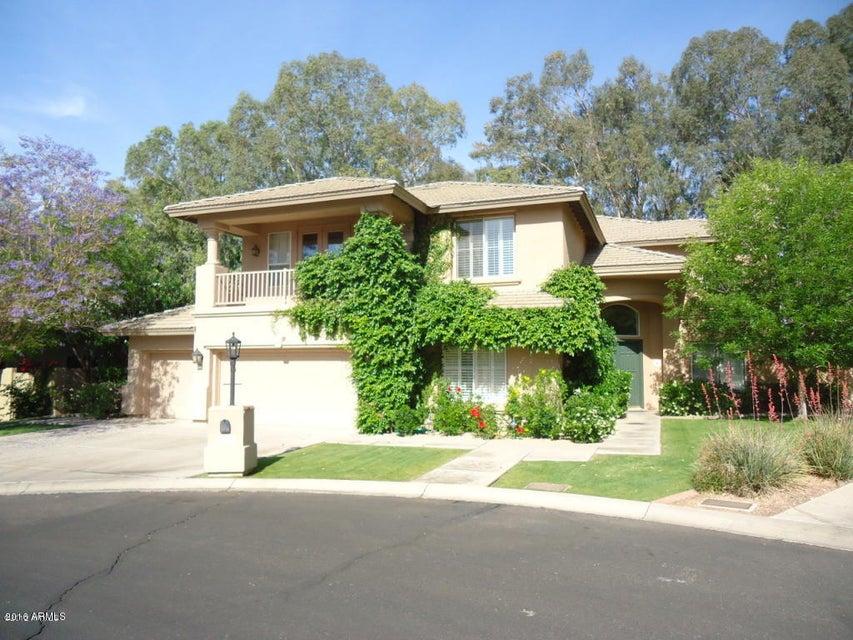 MLS 5772743 4150 N 49TH Street, Phoenix, AZ 85018 Gated Houses in Phoenix