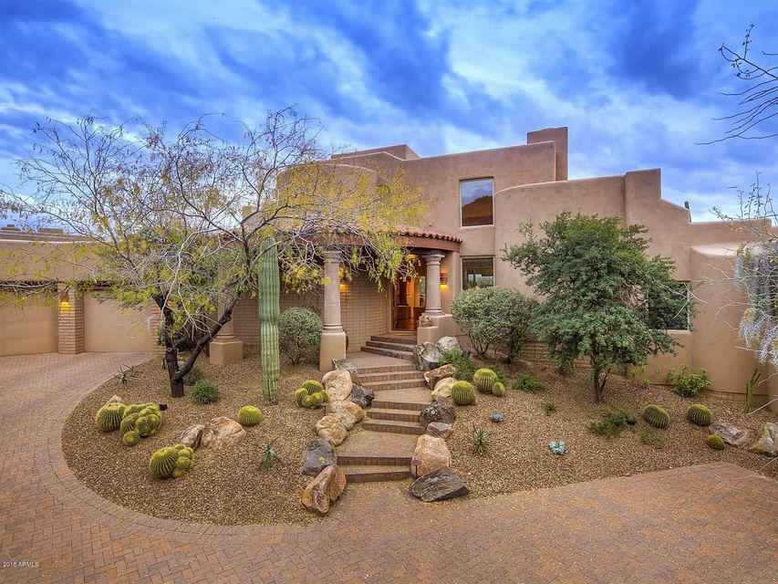 9533 E COVEY Trail, Desert Mountain, Arizona