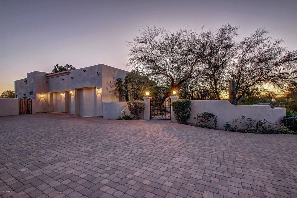 MLS 5773135 12425 E Gold Dust Avenue, Scottsdale, AZ 85259 Scottsdale AZ Metes And Bounds