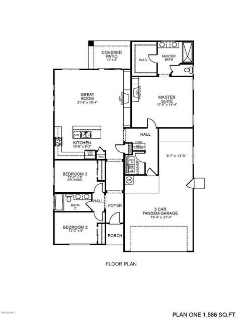 MLS 5773415 42272 W BALSA Drive, Maricopa, AZ Maricopa AZ Newly Built