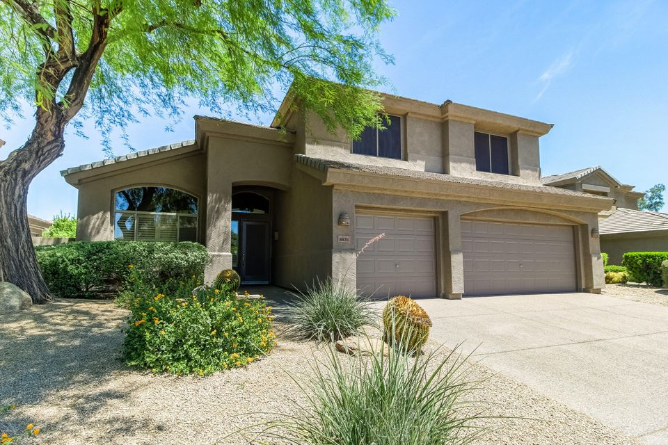 Photo of 6420 E WALTANN Lane, Scottsdale, AZ 85254