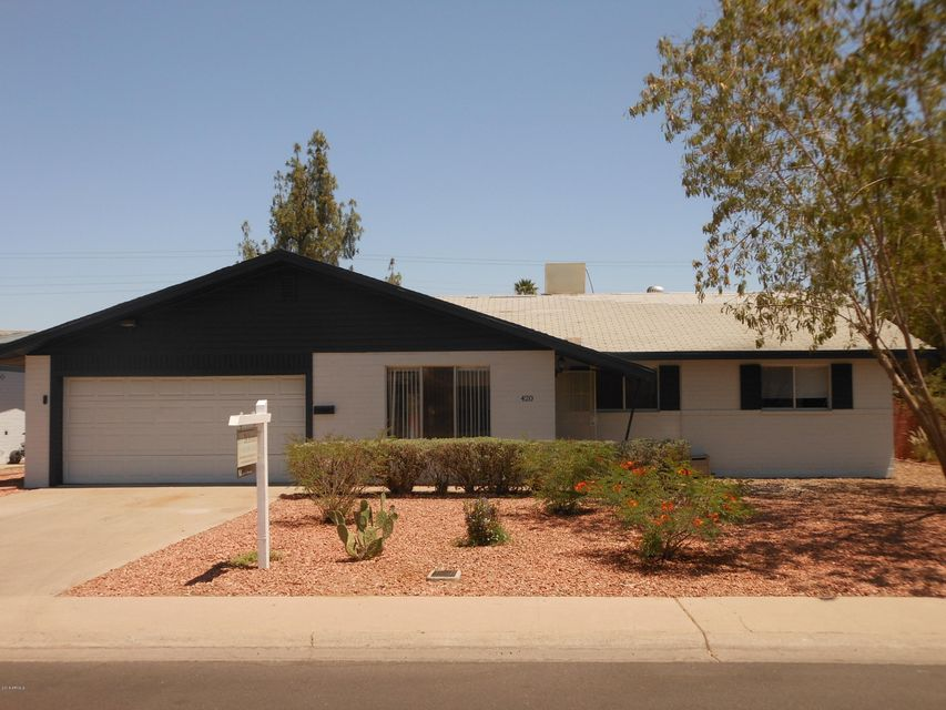 Photo of 420 E HERMOSA Drive, Tempe, AZ 85282
