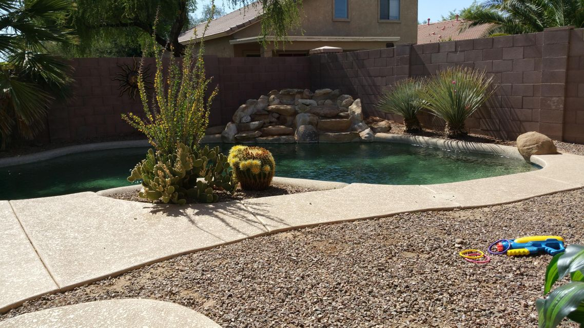 MLS 5775296 14124 N 158TH Lane, Surprise, AZ Surprise AZ Private Pool