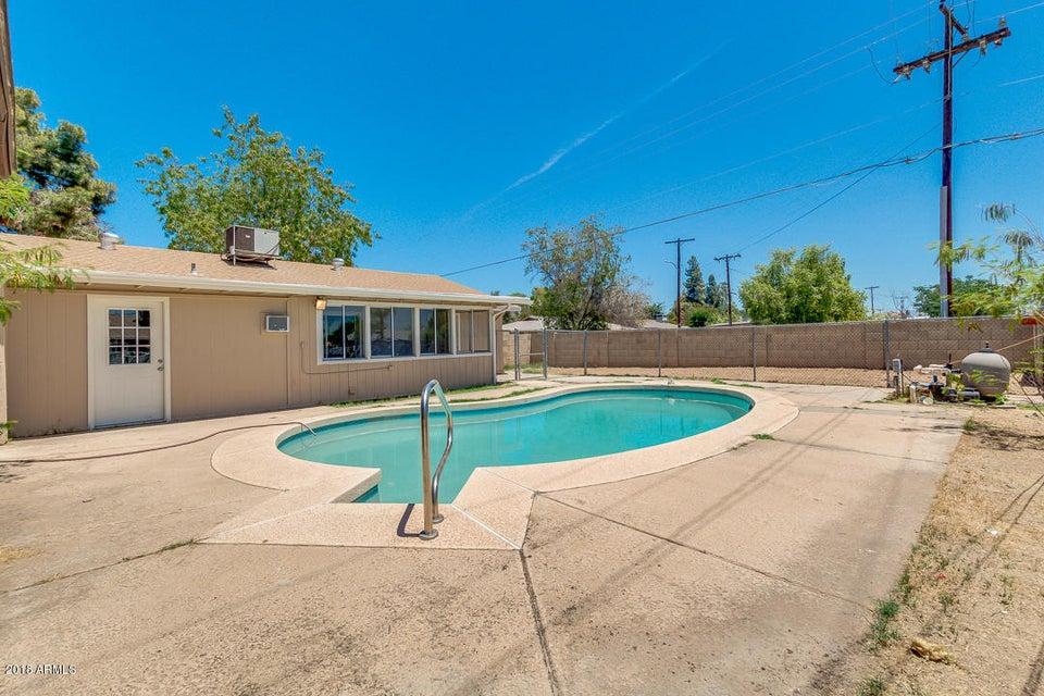MLS 5772468 6101 W MARLETTE Avenue, Glendale, AZ Glendale AZ Private Pool