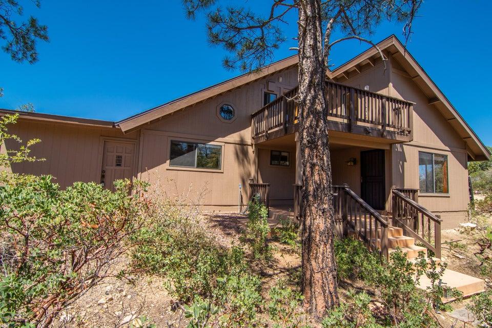 MLS 5775521 1253 W COYOTE RUN Trail, Prescott, AZ Prescott AZ Scenic