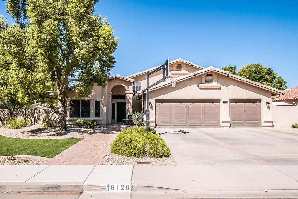 Photo of 8120 S Los Feliz Drive, Tempe, AZ 85284