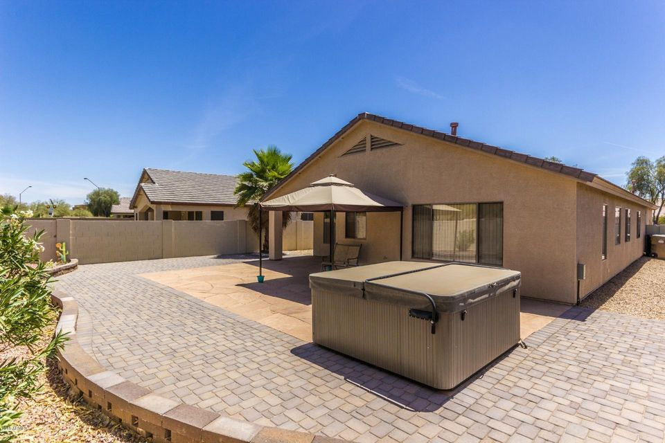 MLS 5776226 12643 S 175TH Avenue, Goodyear, AZ Goodyear AZ Golf