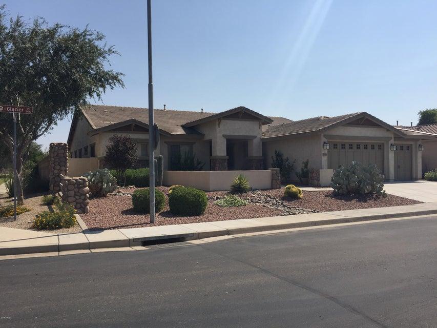 Photo of 3655 E GLACIER Place, Chandler, AZ 85249