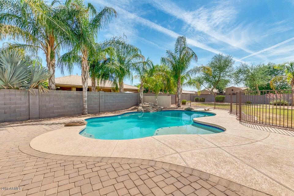 MLS 5777175 1247 E IBIS Court, Gilbert, AZ 85297 Gilbert AZ Estates At The Spectrum