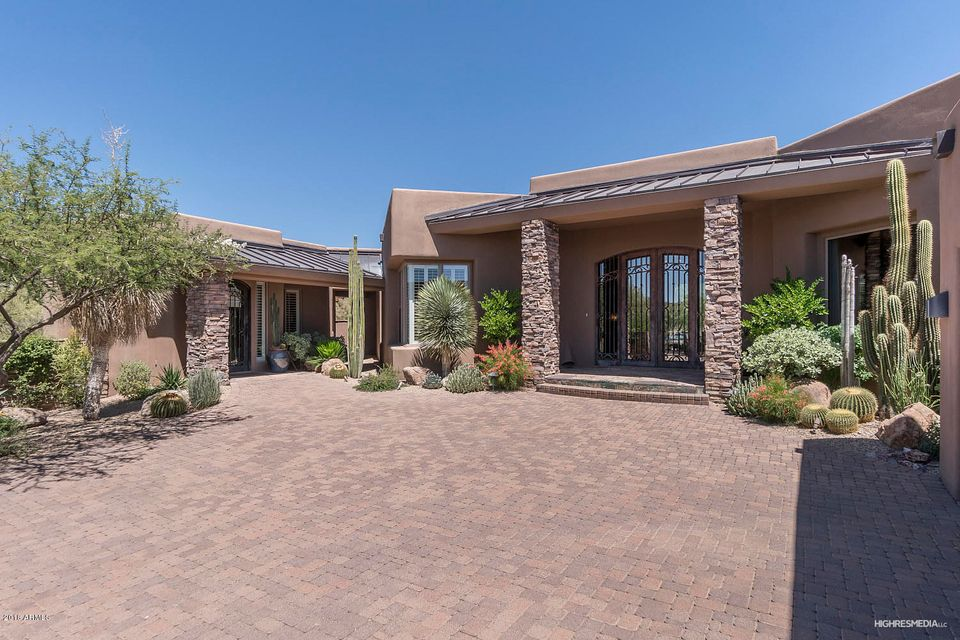 One of Desert Mountain 5 Bedroom Homes for Sale at