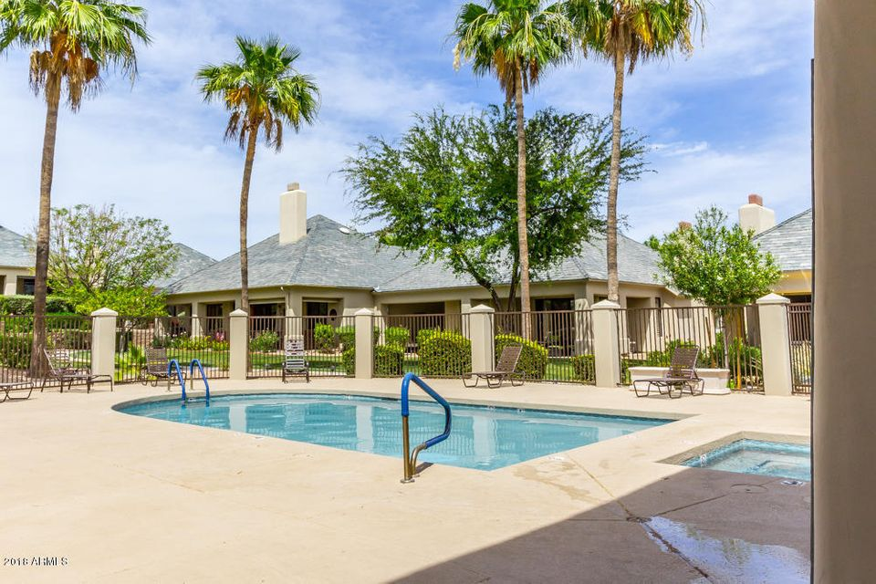 MLS 5777952 16540 E EL LAGO Boulevard Unit 20, Fountain Hills, AZ Fountain Hills AZ Luxury