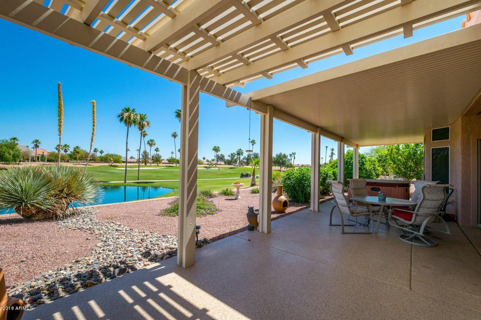 MLS 5778182 13714 W PARADA Drive, Sun City West, AZ Sun City West AZ Waterfront