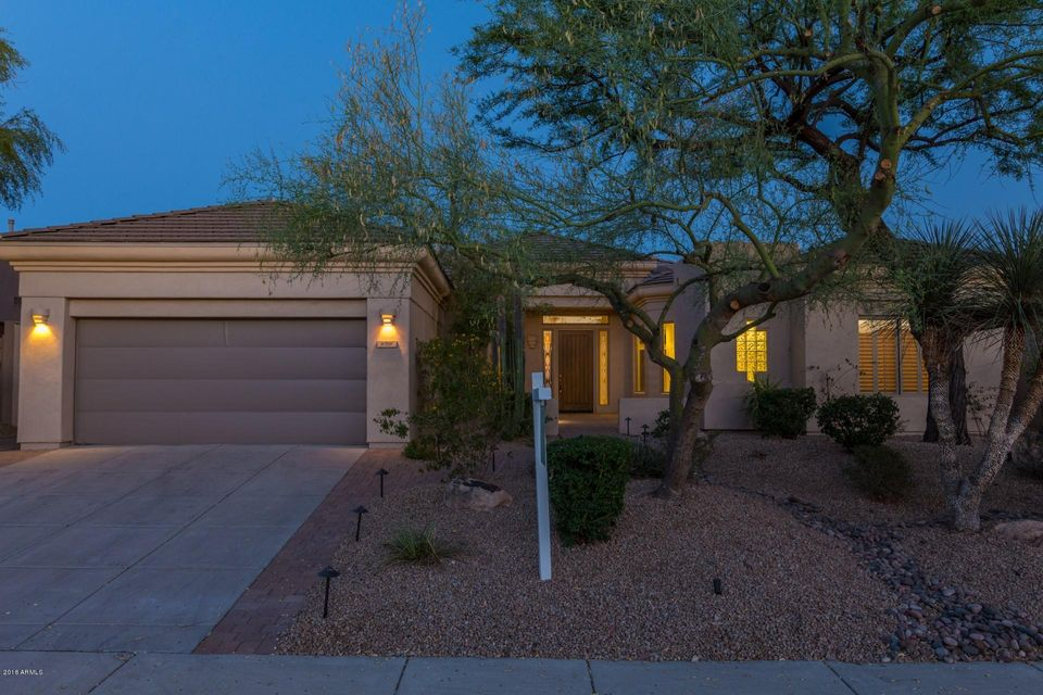 Photo of 6097 E BRILLIANT SKY Drive, Scottsdale, AZ 85266