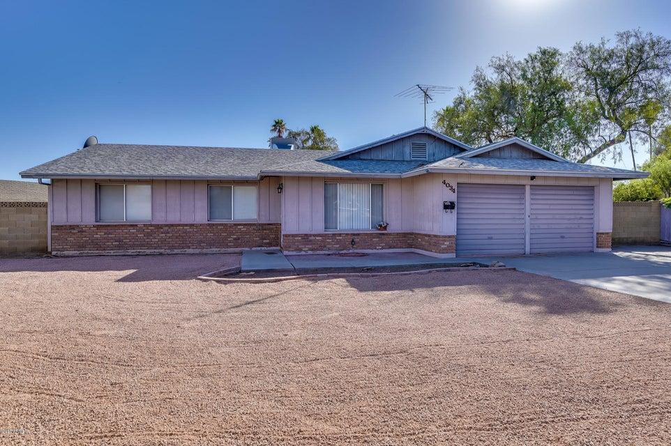 Photo of 4034 S BIRCHETT Drive, Tempe, AZ 85282