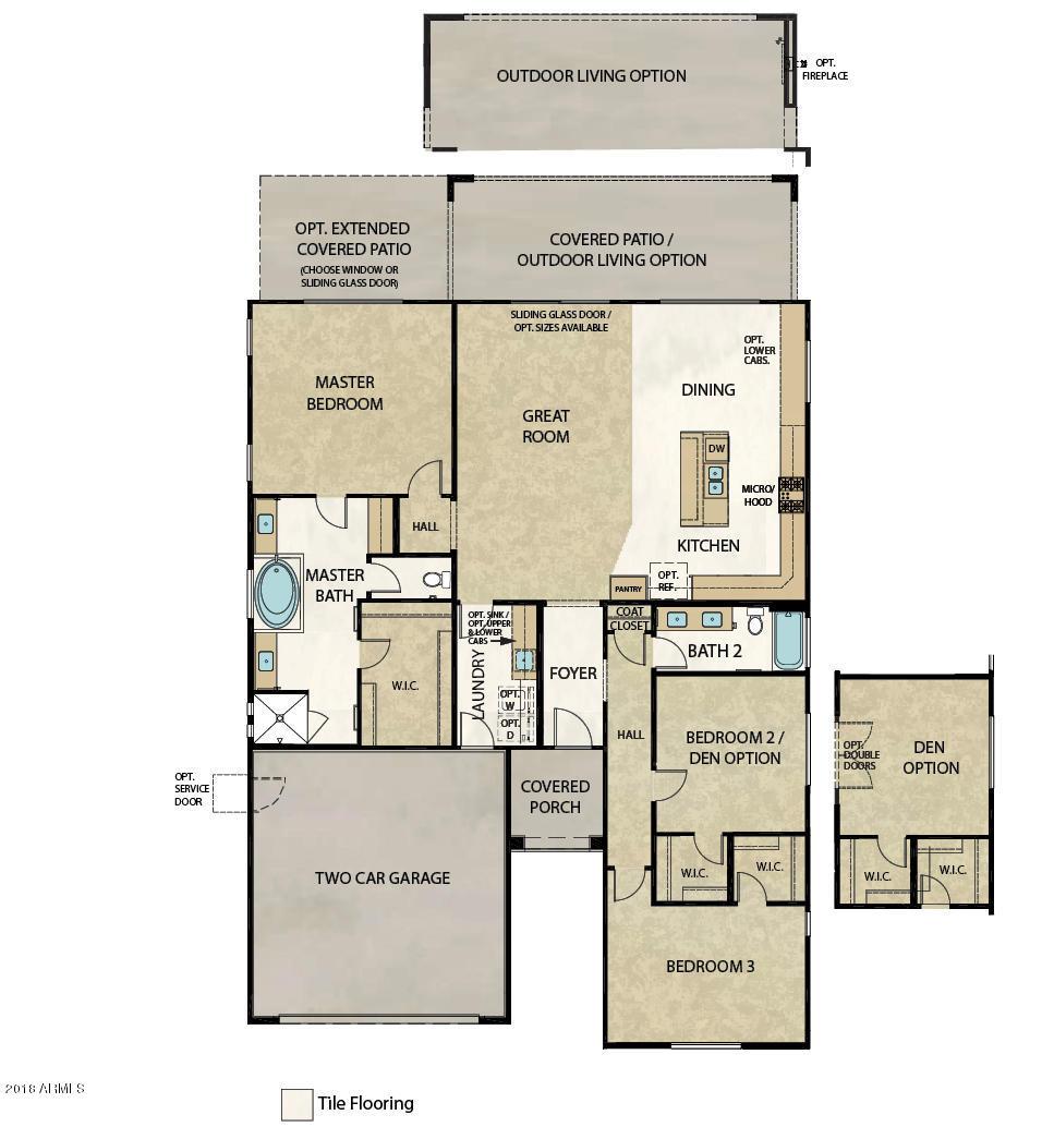 MLS 5778019 17140 W LAURIE Lane, Waddell, AZ Waddell AZ Newly Built
