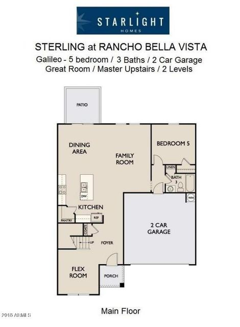 MLS 5742571 36887 W MATTINO Lane, Maricopa, AZ 85138 Maricopa AZ Sorrento